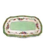 Royal Winton Grimwades Green Rose Floral Butter... - $10.00