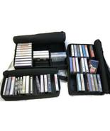 39 Cassette Tapes Music Neil Diamond Julio Igle... - $20.00