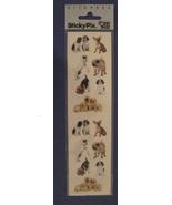 Paper HousePlayful Pups Sticky Pix Stickers 10 ... - $9.99