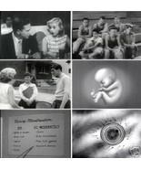 Sex Education Reproduction Puberty Classic Film... - $4.99