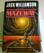 Mazeway by Jack Williamson Hardcover 1st Edition - $5.00