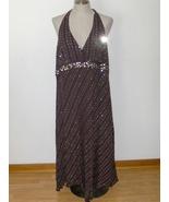 Torrid Halter Top Womens Dress Sequined 2X Plus... - $21.97