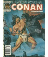 Savage Sword of Conan the Barbarian 134 Marvel ... - $4.99