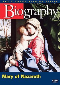 BRAND NEW BIOGRAPHY Mary of Nazareth DVD / Mother of GOD JESUS / BIBLE CHRISTIAN