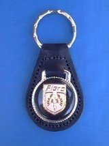 PONTIAC FIERO KEYCHAIN KEY CHAIN RING FOB #259 - $3.75