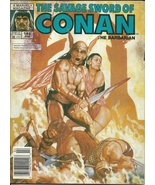 Savage Sword of Conan the Barbarian 145 Marvel ... - $4.99