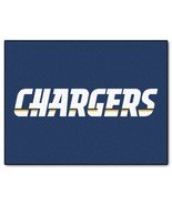 San Diego Chargers 34-by-44.5 inch All-Star Rug... - $64.99
