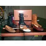 Heros & Heartthrobs Mens Collection Complete Set 6 Boots/Just the Right Shoes