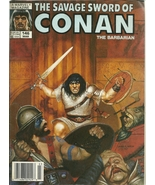 Savage Sword of Conan the Barbarian 146 Marvel ... - $4.99