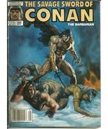 Savage Sword of Conan the Barbarian 160 Marvel ... - $4.99
