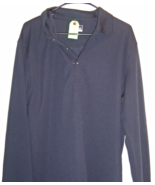 New Men's L Grand Slam Performance Navy Long Sl... - $29.95