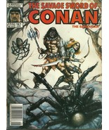 Savage Sword of Conan the Barbarian 161 Marvel ... - $4.98