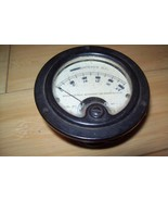 Weston Electrical Instruments Meter Rat Rod Ste... - $33.66