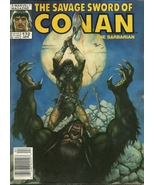 Savage Sword of Conan the Barbarian 172 Marvel ... - $4.98