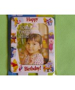 Winnie the Pooh  Birthday Cake Topper Picture F... - $4.99