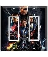 NEW AVENGERS SUPERHERO IRONMAN THOR HULK DOUBLE... - $11.99