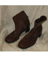 Naturalizer Ankle Boots Shoes Size 9 1/2 M - $32.00