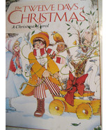 Little Golden Book The Twelve Days of Christmas... - $5.36