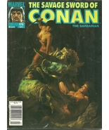 Savage Sword of Conan the Barbarian 175 Marvel ... - $4.99