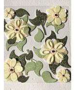 Jolee's Boutique Stickers, Cream Buds - $5.28