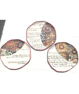 Lyrical Dessert Salad Side Plate-by Anthropologie - $18.89 - $32.00