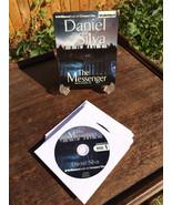 The Messenger 6 by Daniel Silva (2007, CD, Abri... - $9.12