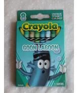Goon Lagoon Halloween Crayola 8 Crayons in Box ... - $6.99