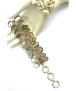 Handmade Rutilated Quartz and 925 Sterling Silv... - $92.80