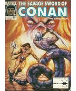 Savage Sword of Conan the Barbarian 180 Marvel ... - $4.97