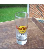 Hard Rock Maui Hawaii Shooter Shot Glass vintag... - $45.00