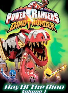 Power Rangers Dino Thunder Vol 1 Volume Day of the Dino DVD / BOYS KIDS MOVIE