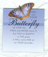 WFC Paper House Productions Monarch Butterfly M... - $4.00