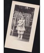 Vintage Antique Photograph Precious Little Girl... - $8.91