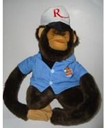 Club Ruhof Ship Captain Monkey Hand Puppet Plus... - $22.50