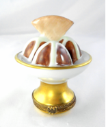 Limoges Box - Chocolate Ice Cream Sundae & Cook... - $89.00