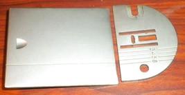 Singer 328K Throat #179608 & Slide Plates #1795... - $12.50