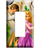RAPUNZEL FLYNN TANGLED DECORA SINGLE LIGHT SWIT... - $8.99