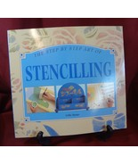 Step By Step Art Of Stencilling Gillie Spargo S... - $2.98