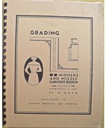 Pattern Drafting+GRADING SUPPLEMENT Manual text... - $128.69