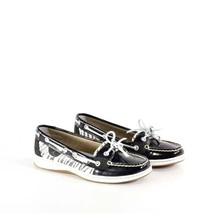 Sperry Womens Boat Shoes  9180118 Angelfish Bla... - $65.00