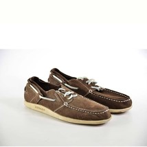 Sebago Womens Boat Shoes Size 7 M Stormsail Brown - $35.63
