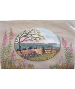 ROWANDEAN Embroidery KIT~WILLOW HERB ON CHEVIN~... - $39.59