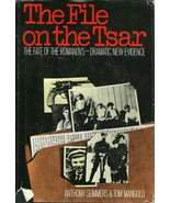 The File On The Tsar Anthony Summers Tom Mangol... - $1.99