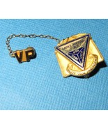 Vintage Ladies Auxiliary F.R.A. Navy Marines Co... - $14.84