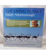 The Living Planet David Attenborough Hardcover ... - $2.98