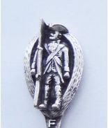 Collector Souvenir Spoon USA New York Fort Tico... - $24.99