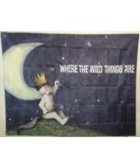WHERE THE WILD THINGS ARE King Max Cloth Fabric... - $19.79