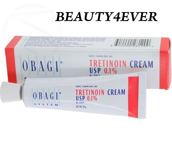 Obagi Tretinoin Cream 01 20g OID PACKAGING