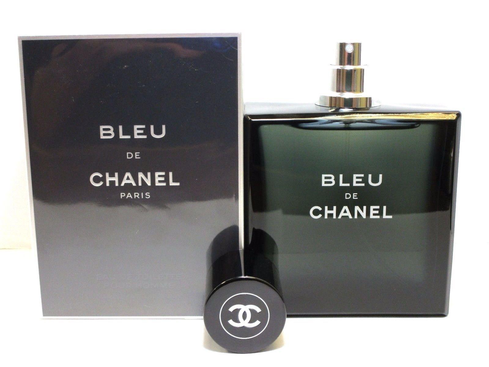 Bleu Chanel Pour Homme Men Perfume Edt Cologne
