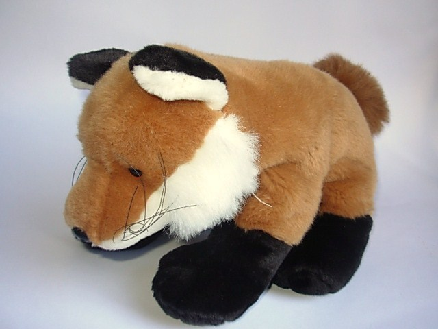 Wild Republic Red Fox Cuddlekin Plush Stuffed Animal K&M International